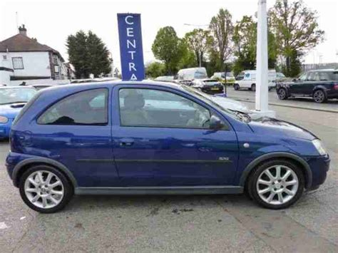 vauxhall corsa blue vauxhall corsa 1 2 sxi 16v twinport 3 door in metallic