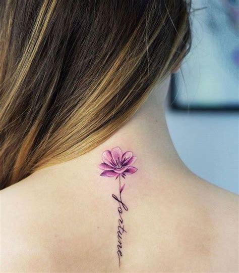 imagenes de tatuajes de wendy tatuajes de flores distintos dise 241 os hombres mujeres y sus