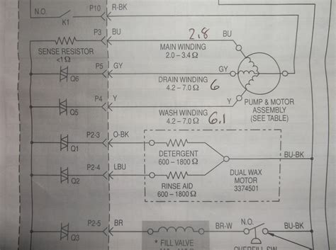 kenmore ultra wash wiring diagram get free image about