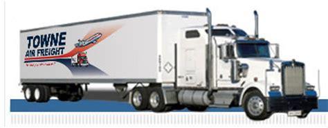 towne air freight trucking news expeditersonlinecom