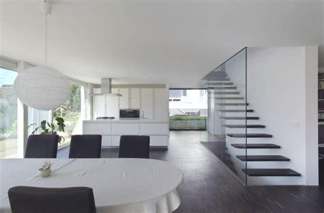 Treppe Im Wohnbereich by Treppen Im Wohnbereich Offene Treppe Im Wohnbereich