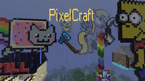 Pixelcraft Papercraft - pixelcraft images frompo