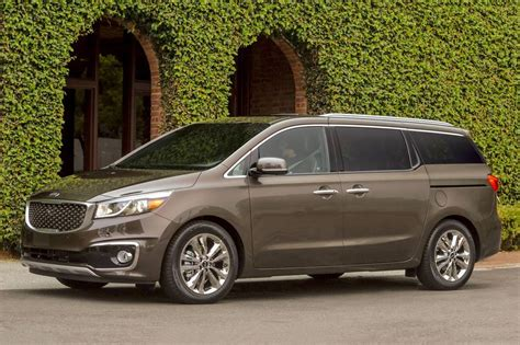 2015 Kia Sedona 2015 Kia Sedona Sx Market Value What S My Car Worth