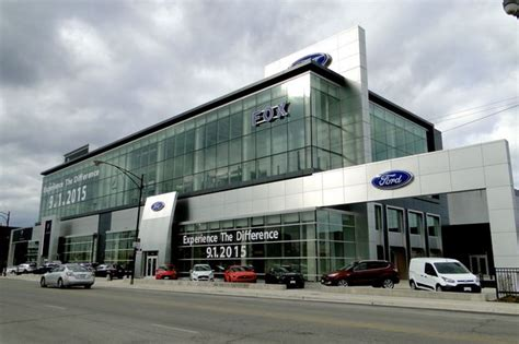 57 million ford dealer ready to roll along bucktown