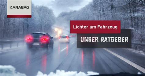 Lichter Im Auto by Lichter Am Auto Funktionen Und Bedeutung