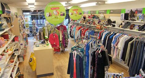 Oxfam Ireland Fair Trade Shop by Oxfam Ballymena Charity Shop Ireland