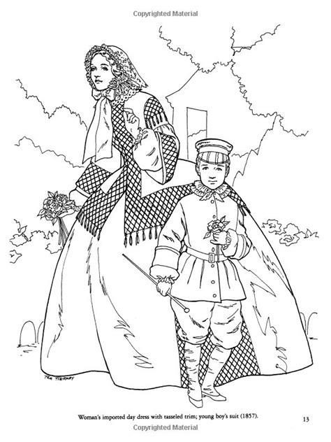 fashion coloring book 44 best images about coloring book on civil