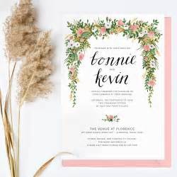floral wedding invitation 1 jpg 2895 215 2895 florals and wreaths floral wedding