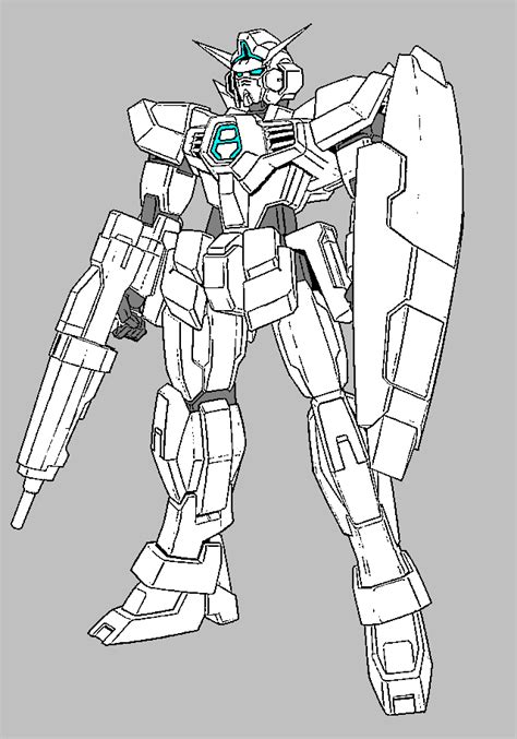 gundam coloring page free coloring pages of gundam