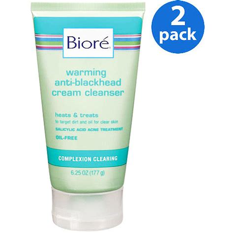 Tonee Emultion Pore Cleansing biore warming anti blackhead cleanser by biore