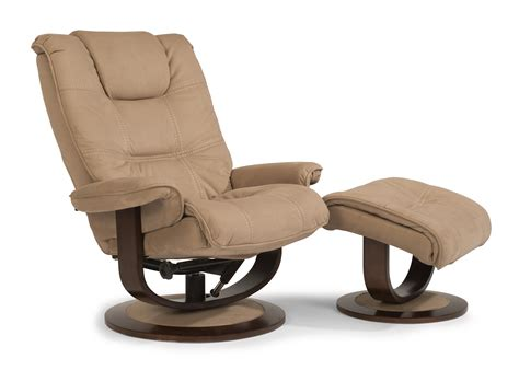 Recliners And Ottomans by Flexsteel Latitudes Spencer 1456 Co Spencer Modern Zero