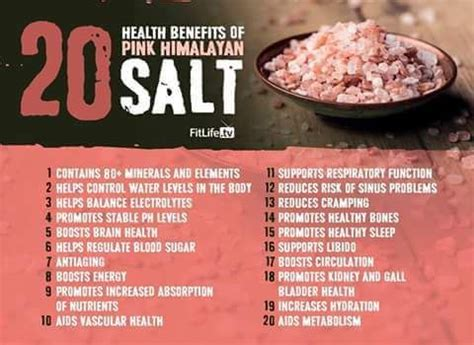 Himalayan Salt L Benefits Review by 25 Best Ideas About Benefits Of Himalayan Salt On