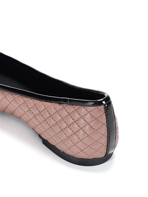 Cmr222 Flat Shoes Ready Stock melody quilted flat shoes by michael kors flat shoes ikrix