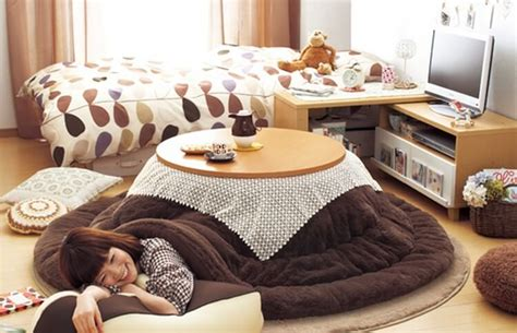 The Japanese Winter Secret, Kotatsu: 4 Never Before Seen