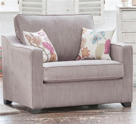 Alstons Geneva Sofa Bed Alstons Geneva Snuggler Chair Bed Buy At Sofabed