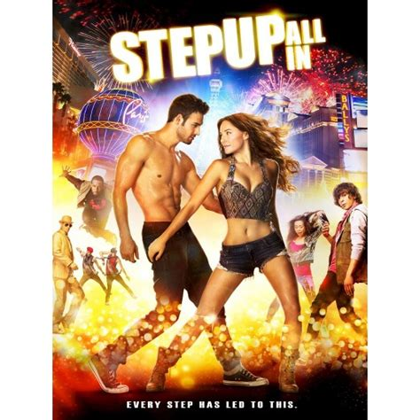 step up film video songs step up all in blu ray target