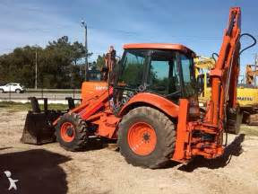 Fiat Hitachi Used Fiat Hitachi Fb 110 Rigid Backhoe Loader N 176 1316125