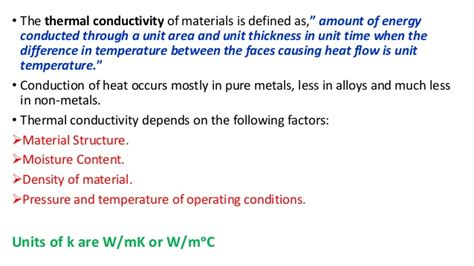 define thermal resistance introduction and basic modes of heat transfer