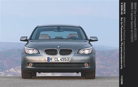 bmw 5 series e60 specs 2007 2008 2009 autoevolution