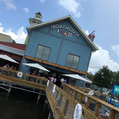 boathouse orlando restaurantes na disney the boathouse ponto orlando