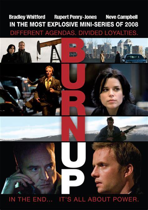 Film Burning Up | poster burn up