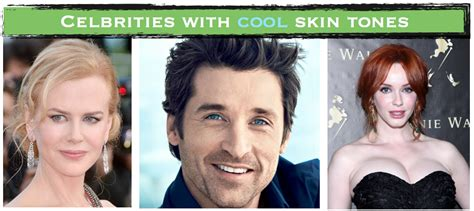 celebrity skin tones summer celebrities for celebrities with cool skin tone www