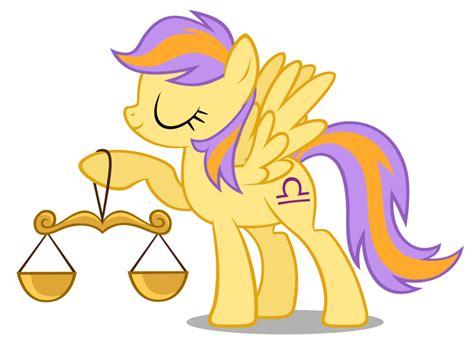 my little pony zodiac libra pony is best horoscope pony by mrlolcats17 on deviantart