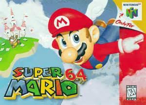 Toaster Virus Super Mario 64 Usa Rom Gt Nintendo 64 N64 Loveroms Com