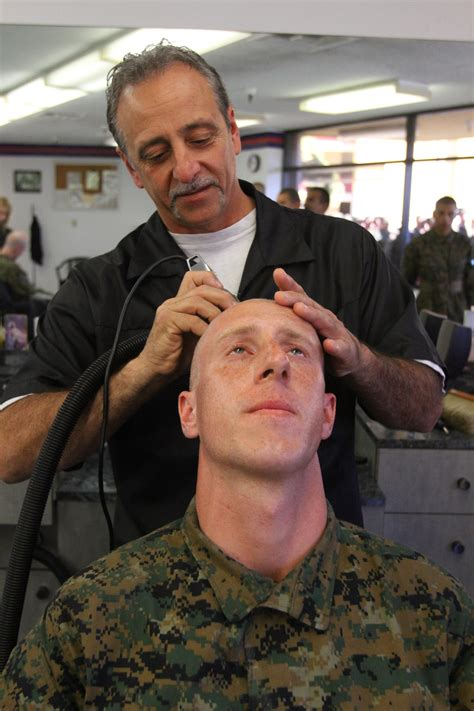 marine corps slang for hair weekly haircuts create uniformity gt marine corps recruit