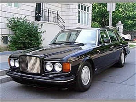used bentley turbo r for sale by owner