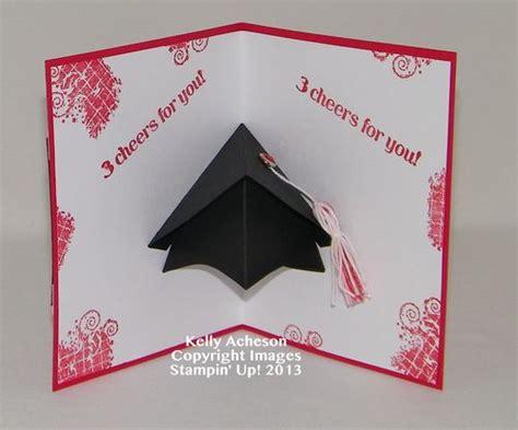 graduation pop up card template pdf pop up graduation card a st above