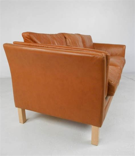 traditional leather sofas sale classic scandinavian style leather sofa for sale at 1stdibs