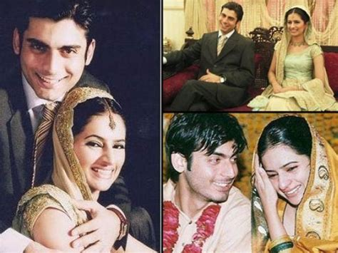 Complete Details Of Fawad Khan And Wife Sadaf's Love Story