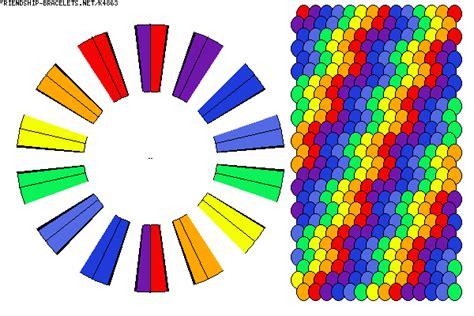 kumihimo pattern maker program friendship bracelets rainbow kumihimo pattern friendship bracelets net