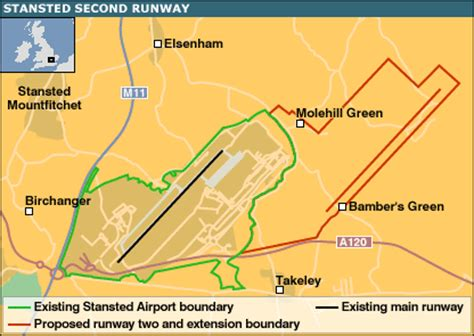 Stansted Airport Expansion Threat To Planet by News Uk Uk Politics Airport Expansion Plans