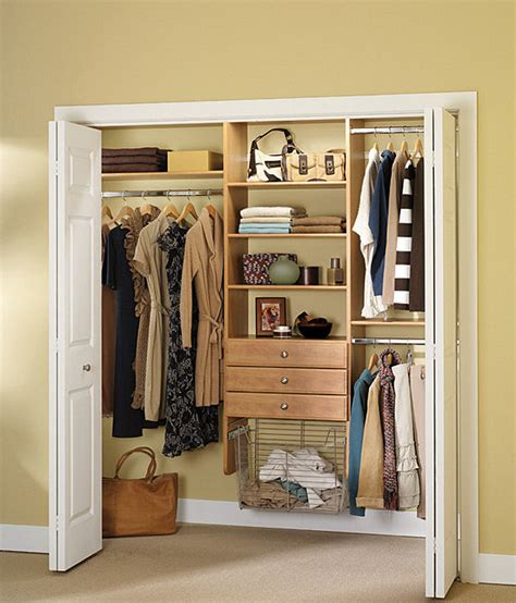Organized Closet by Organize Your Closet With A Capsule Wardrobe