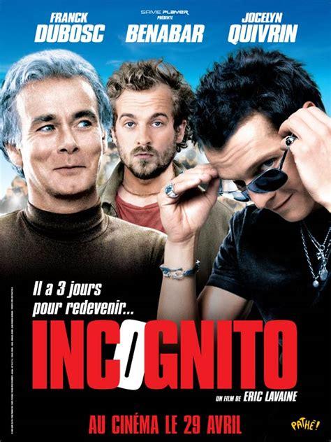 film 2017 drole incognito film 2008 allocin 233