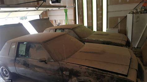 When Was Buick Founded 1987 Buick Grand Nationals Found Neglected In Garage