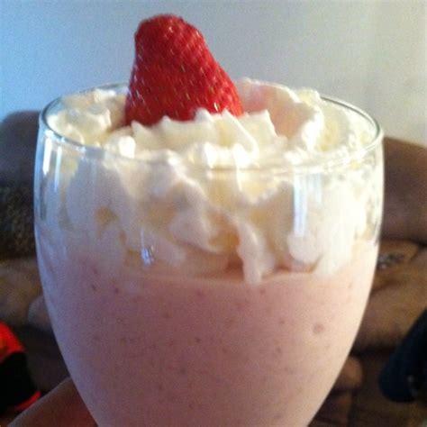 Handmade Milkshake - strawberry milkshake drinks drinks