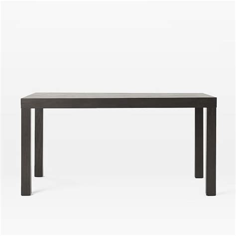 parsons expandable dining table west elm