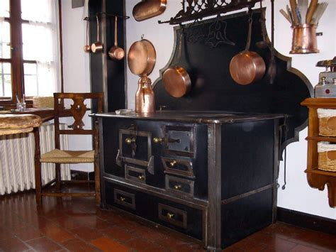 cucina in ghisa deltafuoco di venica mauro spolerts caminetti