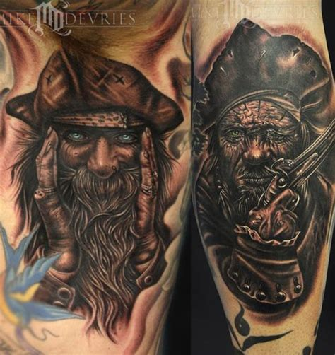 pirate themed tattoos 1000 ideas about pirate flag on pirate