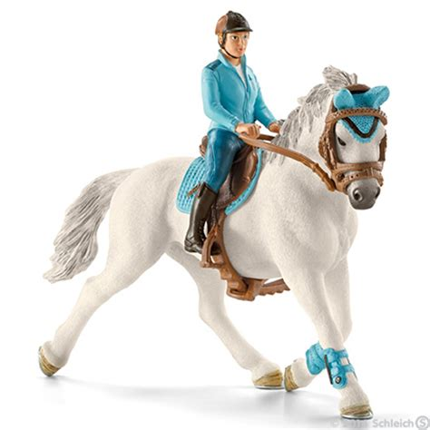 Personalised Home Decor Schleich Tournament Rider Schleich Horses Filly And Co