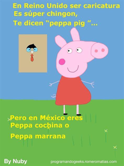 Peppa Pig Meme - meme peppa pig geeks pinterest meme