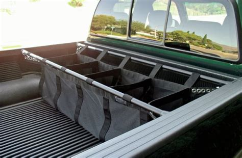 truck bed net organizer 10 tools to manage your s cargo in