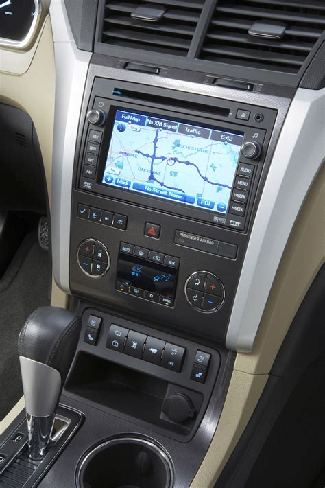 Exclusive Interior Design For Home Chevrolet Traverse 2009 Picture 16925