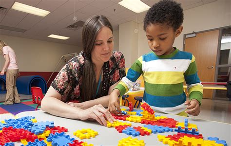 autism service treatment programs for children with autism and related disorders autism center
