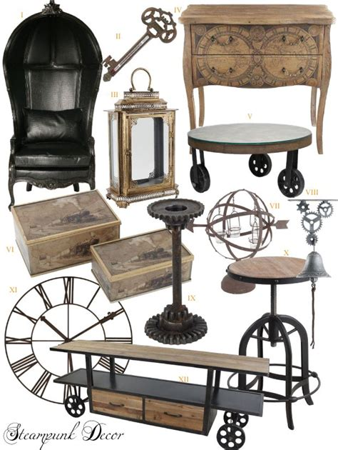 shining steunk home decor adopt the unconventional in your adopt the unconventional steunk decor in your home do
