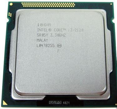 Processor I3 2120 Paketan intel i3 2120 sr05y dual pr end 5 8 2018 2 03 pm