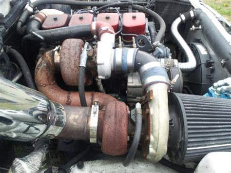 4bt cummins turbo beans diesel performance 4bt 80 series ih8mud forum